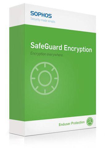 Sophos SafeGuard File Encryption Advanced