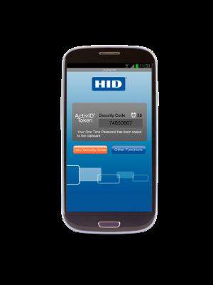 HID-Global ActivID Software token