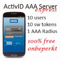 HID-Global ActivID AAA Server