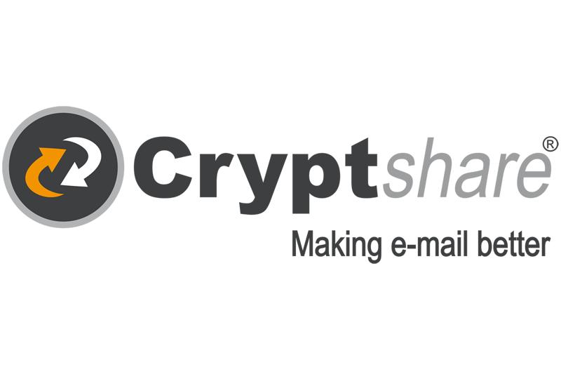Cryptshare logo