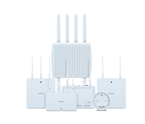 Sophos Secure WIFI Access points